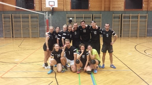 Volleyball Meisterschaft